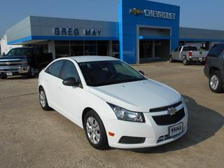 2013 Chevrolet Cruze Sedan for sale in West for $14,995 with 50,061 miles.