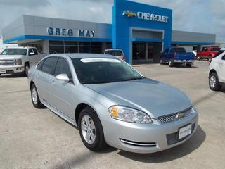 2012 Chevrolet Impala Sedan for sale in West for $17,998 with 5,201 miles.