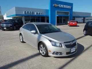 2013 Chevrolet Cruze Sedan for sale in West for $19,995 with 28,286 miles.