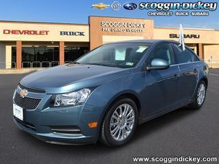 2012 Chevrolet Cruze Sedan for sale in Lubbock for $15,969 with 36,875 miles.