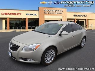 Used 2013 Buick Regal - Lubbock TX