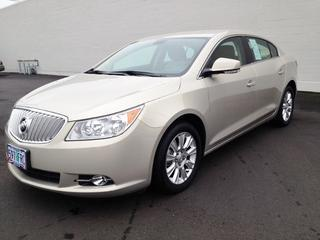 2012 Buick LaCrosse Sedan for sale in Springfield for $23,998 with 5,957 miles.