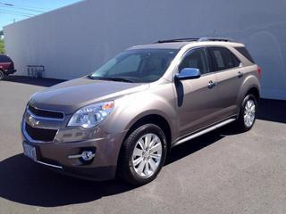 2011 Chevrolet Equinox SUV for sale in Springfield for $24,995 with 29,794 miles.