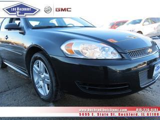 2012 Chevrolet Impala Sedan for sale in Rockford for $14,801 with 50,708 miles.