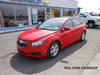 2014 Chevrolet Cruze Sedan for sale in Selinsgrove for $18,995 with 9,200 miles.
