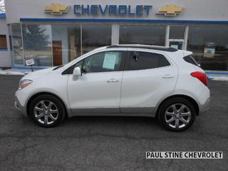 2013 Buick Encore SUV for sale in Selinsgrove for $25,995 with 5,085 miles.