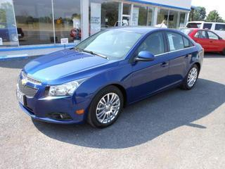 2013 Chevrolet Cruze Sedan for sale in Selinsgrove for $18,995 with 12,176 miles.