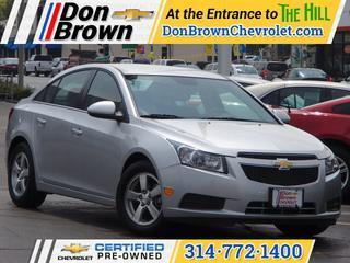 2014 Chevrolet Cruze Sedan for sale in Saint Louis for $16,995 with 10,884 miles.