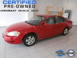 2013 Chevrolet Impala Sedan for sale in Hattiesburg for $15,921 with 28,385 miles.