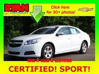 2013 Chevrolet Malibu Sedan for sale in Hattiesburg for $17,000 with 32,524 miles.