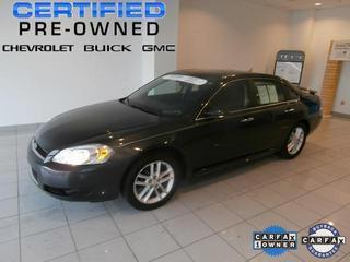 2013 Chevrolet Impala Sedan for sale in Hattiesburg for $18,780 with 28,505 miles.