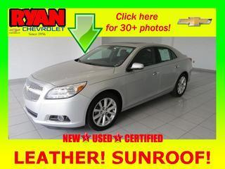 2013 Chevrolet Malibu Sedan for sale in Hattiesburg for $21,777 with 29,597 miles.