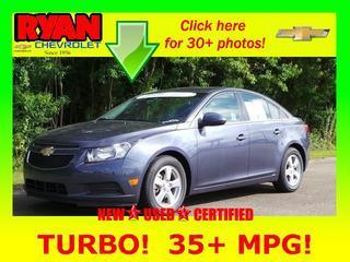 2013 Chevrolet Cruze Sedan for sale in Hattiesburg for $16,831 with 44,163 miles.