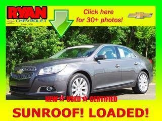 2013 Chevrolet Malibu Sedan for sale in Hattiesburg for $19,487 with 38,214 miles.