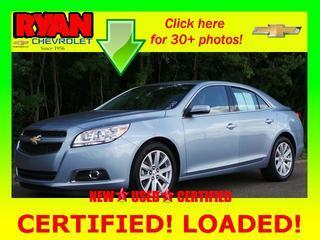 2013 Chevrolet Malibu Sedan for sale in Hattiesburg for $18,777 with 44,514 miles.