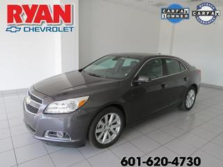 2013 Chevrolet Malibu Sedan for sale in Hattiesburg for $18,000 with 42,517 miles.
