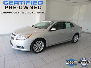 2013 Chevrolet Malibu Sedan for sale in Hattiesburg for $18,000 with 39,413 miles.