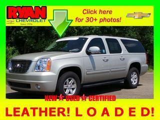 2013 GMC Yukon XL SUV for sale in Hattiesburg for $36,000 with 18,195 miles.
