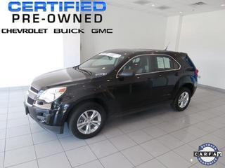 2011 Chevrolet Equinox SUV for sale in Hattiesburg for $18,500 with 36,401 miles.