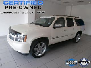 2013 Chevrolet Suburban SUV for sale in Hattiesburg for $48,000 with 16,383 miles.
