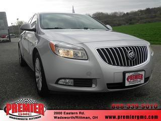 2011 Buick Regal Sedan for sale in Rittman for $16,990 with 33,600 miles.