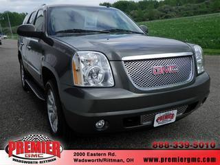 2011 GMC Yukon SUV for sale in Rittman for $41,990 with 36,274 miles.