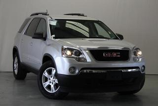 2009 GMC Acadia SUV for sale in Beaufort for $17,998 with 57,377 miles.