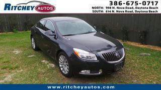 2012 Buick Regal Sedan for sale in Daytona Beach for $19,988 with 38,573 miles.