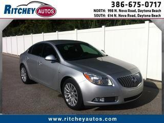 2011 Buick Regal Sedan for sale in Daytona Beach for $19,988 with 26,044 miles.