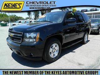2013 Chevrolet Tahoe SUV for sale in Los Angeles for $35,998 with 31,014 miles.