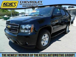 2013 Chevrolet Tahoe SUV for sale in Los Angeles for $35,998 with 29,945 miles.