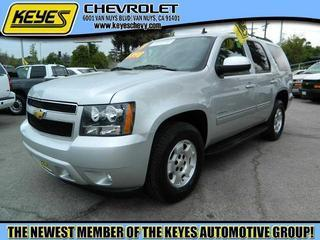 2013 Chevrolet Tahoe SUV for sale in Los Angeles for $35,998 with 29,011 miles.