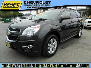2013 Chevrolet Equinox SUV for sale in Los Angeles for $23,998 with 30,567 miles.
