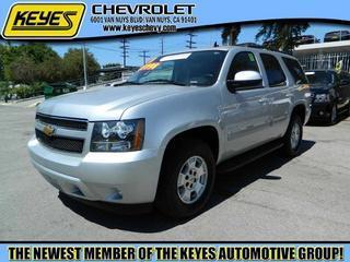2013 Chevrolet Tahoe SUV for sale in Los Angeles for $35,998 with 31,377 miles.