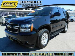 2013 Chevrolet Tahoe SUV for sale in Los Angeles for $35,998 with 33,816 miles.