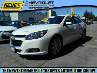 2014 Chevrolet Malibu Sedan for sale in Los Angeles for $20,998 with 26,625 miles.