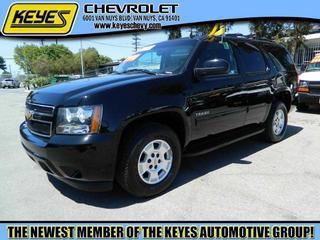 2013 Chevrolet Tahoe SUV for sale in Los Angeles for $37,998 with 27,321 miles.