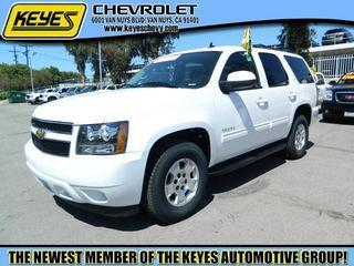 2013 Chevrolet Tahoe SUV for sale in Los Angeles for $33,998 with 36,099 miles.