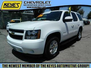 2011 Chevrolet Tahoe SUV for sale in Los Angeles for $29,998 with 36,027 miles.