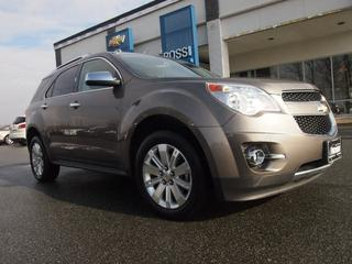 Used 2010 Chevrolet Equinox - Washington NJ