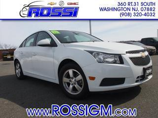 Used 2011 Chevrolet Cruze - Washington NJ