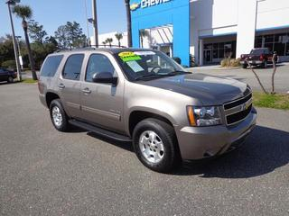 2013 Chevrolet Tahoe SUV for sale in Jacksonville for $36,985 with 23,380 miles.