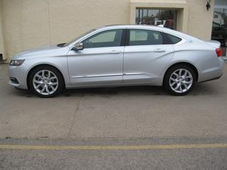 2014 Chevrolet Impala Sedan for sale in Liberal for $33,995 with 12,388 miles.