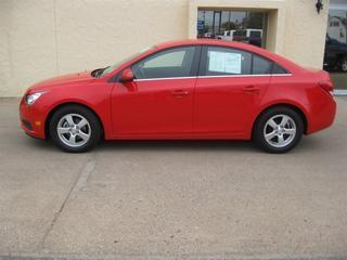 2014 Chevrolet Cruze Sedan for sale in Liberal for $17,495 with 23,592 miles.