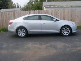 2013 Buick LaCrosse Sedan for sale in Liberal for $25,995 with 15,765 miles.