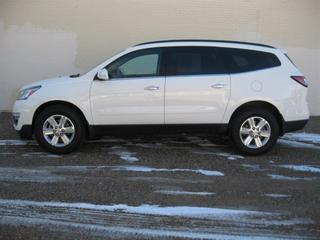 2013 Chevrolet Traverse SUV for sale in Liberal for $36,995 with 11,396 miles.