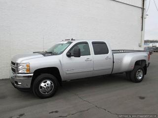2011 Chevrolet Silverado 3500 Crew Cab Pickup for sale in Hazleton for $46,995 with 27,612 miles.