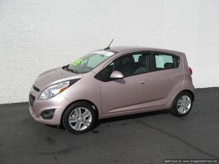 2013 Chevrolet Spark Hatchback for sale in Hazleton for $13,995 with 5,345 miles.