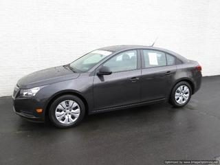 2014 Chevrolet Cruze Sedan for sale in Hazleton for $17,495 with 11,828 miles.