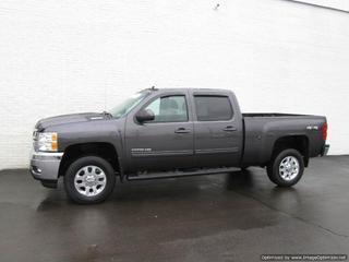 2011 Chevrolet Silverado 2500 Crew Cab Pickup for sale in Hazleton for $36,995 with 27,123 miles.
